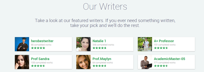 Review of Edusson.com Writing Services