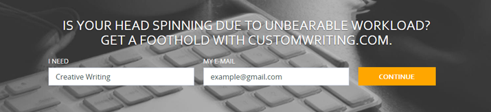 Review of CustomWriting.com Writing Service