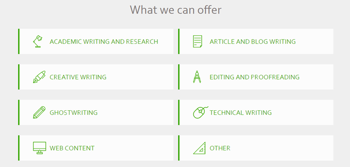 Review of CustomWriting Writing Services