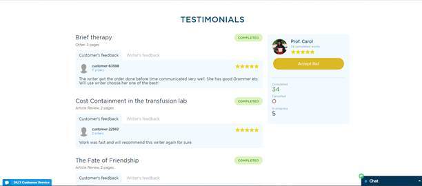 Review of PapersOwl.com Writing Services