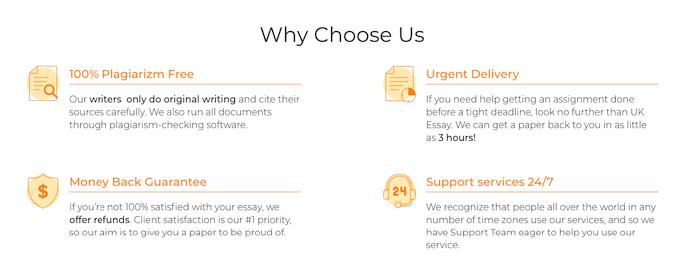 Review on UKEssay Writing Services